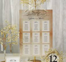 Vintage Lace Seating Chart Wedding Seating Chart