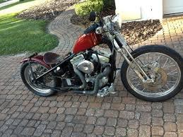 harley davidson chopper rat rod bobber for sale on 2040 motos