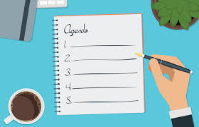 Sales Meeting Agenda How To Create A Sales Meeting Agenda To Get More Done In