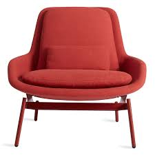 Tempting Previous Image Field Red Lounge Chair Field Lounge Chair Reading  Chair Blu Dot in Modern