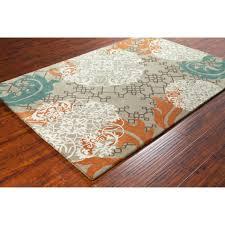 burnt orange area rug and teal brown rugs