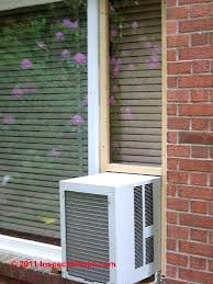 air conditioning window. casement or narrow window air conditioner (c) d friedman conditioning w