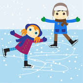 Image result for skating clip art