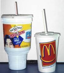 mcdonalds supersize drink.  Drink McDonald Soda Drinks Intended Mcdonalds Supersize Drink
