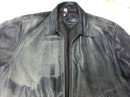 leather refinishing before