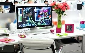 Office Desk Decorating Ideas Magnificent Office Desk Decoration