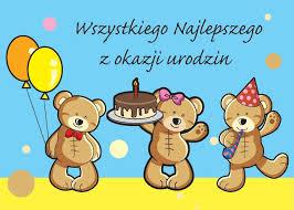 Image result for kartki na urodziny dla dzieci