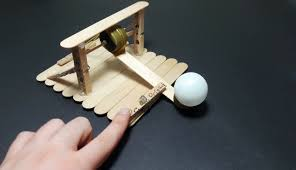 diy how to make a catapult that shoot ping pong ball easy tutorial toy weapons by dr origami you
