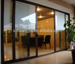 innovative outdoor glass sliding doors outdoor sliding folding doorbalcony aluminum frame glass panel