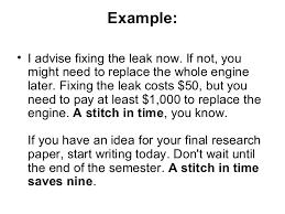 a stitch in time saves nine essay school essay a stitch in time saves nine