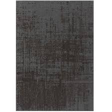 gandia blasco canevas space abstract charcoal rug