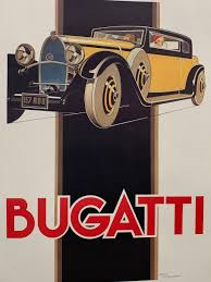 More listings are added daily. Bugatti Poster By Rene Vincent For Bedos Paris 1960s For Sale At Pamono
