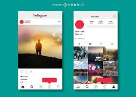 instagram profile template. Perfect Profile Instagram Profile Template Download Large Image 1600x1142px License  Image User With Profile Template I