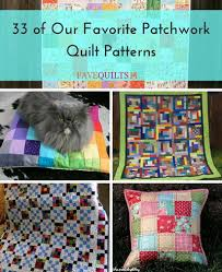 33 of Our Favorite Patchwork Quilt Patterns | FaveQuilts.com & 33 of Our Favorite Patchwork Quilt Patterns Adamdwight.com