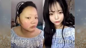 the real power of makeup chinese version no face transplant