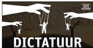 Afbeeldingsresultaat voor dictatuur
