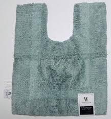 beautiful wamsutta reversible cotton bath rugs inch x contour rug sea bathroom faucets54