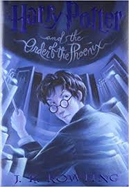 harry potter and the order of the phoenix book 5 j k rowling mary grandpré 9780439358064 amazon books