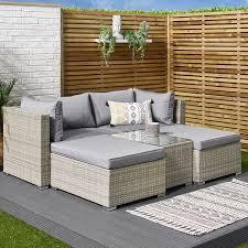tesco s gorgeous rattan garden