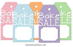 Bake Sale Flyer Templates Free Free Printable Bake Sale Tags Bake Sale Flyers Free