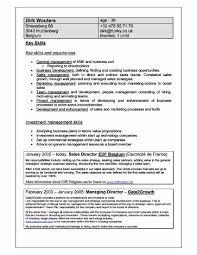 General management / Business Development   Resume Sample