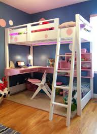 bunk beds with stairs and desk modern white bunk beds with stairs plus computer desk and