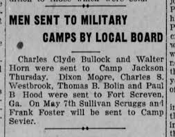 charles clyde bullock - Newspapers.com