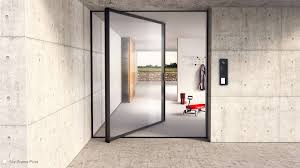 frameless windows and doors