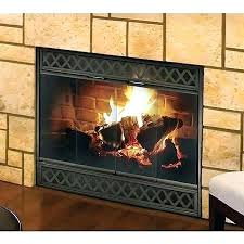 cleaning glass fireplace doors glass door fireplace zero clearance fireplace glass doors complete reface glass fireplace