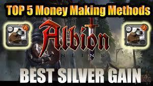 Albion Online Top 5 Best Money Making Methods Albion Online Fastest Money Silver In 2019