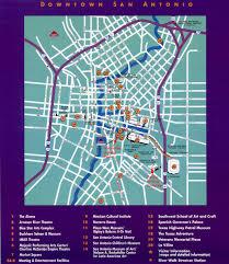 maps update 620464 san antonio tourist map maps update San Antonio Hotels On Riverwalk Map san antonio downtown tourist map san antonio tx mappery san antonio tourist map map of hotels on riverwalk san antonio