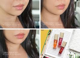 Clarins Instant Light Lip Comfort Oil Honey Clarins Instant Light Lip Comfort Oils The Beauty Look Book