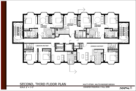 multi story multi purpose design by jennifer friedman at commercial building floor plan philippines