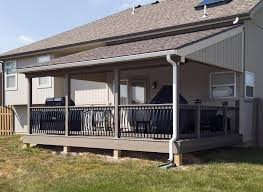 covered porch deck plans Prettify the Outer Side of the House with