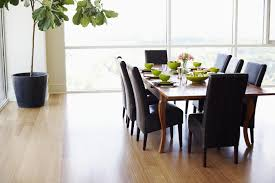 Wood Floor In The Kitchen Laminate Flooring Benefits And Drawbacks