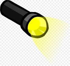 flashlight cartoon clip art flashlight