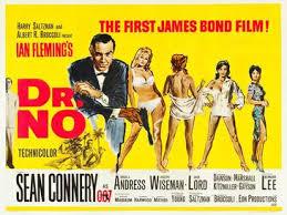 James Bond Comparison Chart Dr No Film Wikipedia