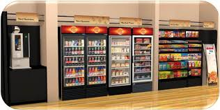 Modern Vending Machines Beauteous Micromarkets A Modern Alternative To Vending Coffee System HV