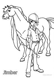 Small Picture Coloring Pages Coloring Pages Of Horseland Print Color Craft