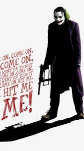 Joker Quotes iPhone Wallpapers - Top ...