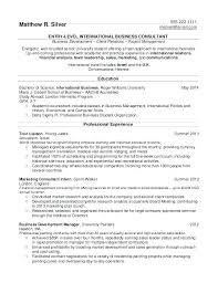Current College Student Resume Sample