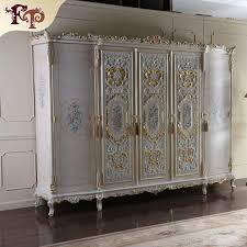 2017 High End Classic Furniture Antique Bedroom Furniture Luxury
