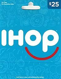 IHOP Gift Card $25: Gift Cards - Amazon.com