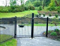 decorative garden fence leaf panel panels gates lowes wire no dig decorating good lo