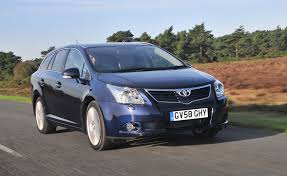 Toyota Avensis Tourer (2009 - 2015) Features, Equipment and ...