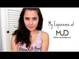 my experience at mud make up designory europe