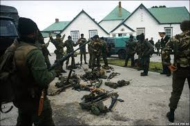 「Argentina invaded the Falkland Islands.」の画像検索結果