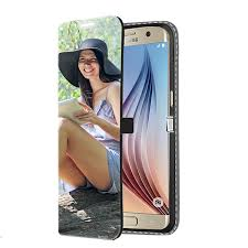Samsung Galaxy S6 Edge - Portemonnee hoesje ontwerpen