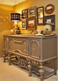 repurposed antique furniture. Antique Buffet Spraypainted Barnboard By Benjamin Moore. BuffetPainted BuffetRefurbished FurnitureRepurposed Repurposed Furniture