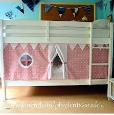 Bunk Bed Tents And Curtains Top Bunk Bed Canopy Best Of Unique ...